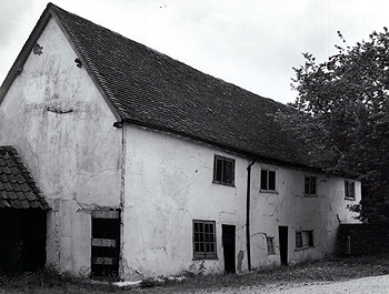 Old Church House in 1962 [Z53/134/5]